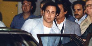 David Berkowitz aresztowany. Zdjęcie: www.lohud.com