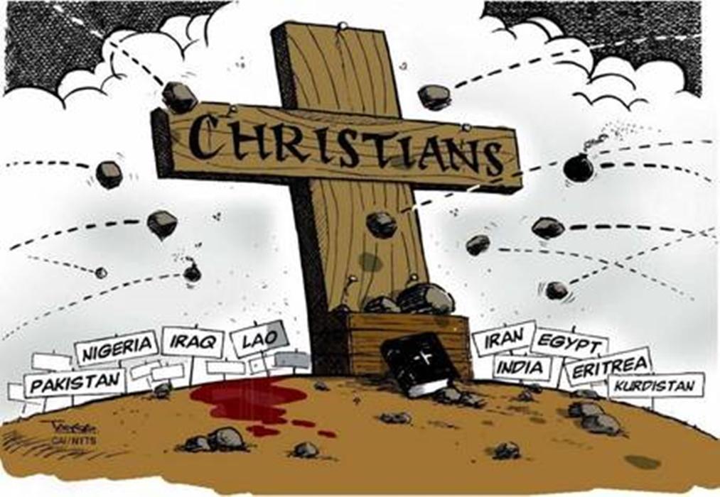 Prześladowania chrześcijan - ranking Open Doors