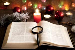 Czytamy fragment Biblii na Wigilię
