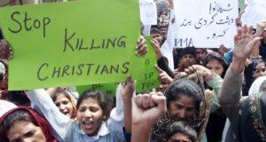 Pakistan prześladuje chrześcijan
