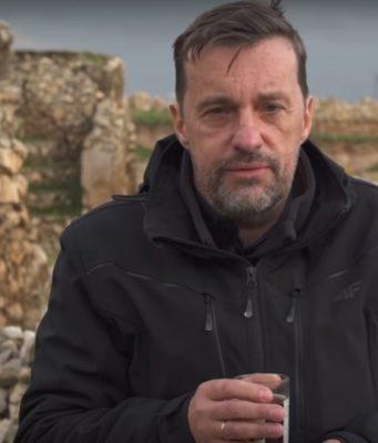 Witold Gadowski w Iraku
