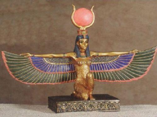 Egipska bogini Izyda