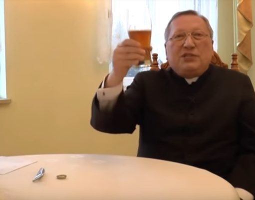 Ksiądz Roman Kneblewski