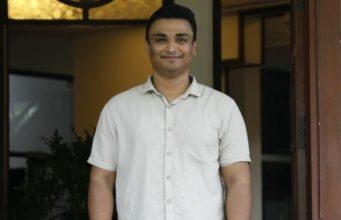 Nawrócony muzułmanin Mohammed Ajhas