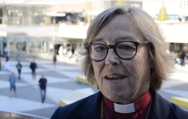 pseudobiskup Eva Brunne
