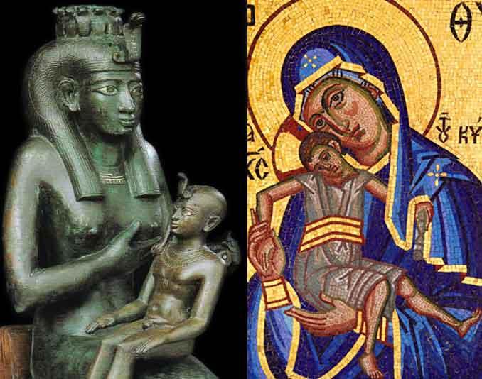 Izyda Maryja