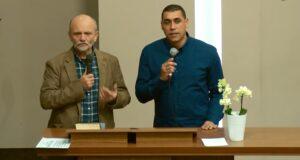 Pastor Marek Gombar