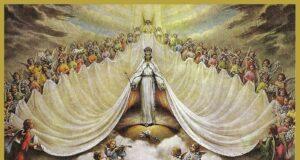 Maryja jest Bogiem?