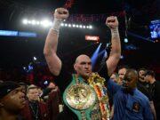 Tyson Fury podziękował Jezusowi