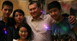 Pastor Bahrom Chołmatow napisał list z podziękowaniami