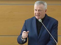 Tadeusz Guz uważa, że na mszy nie można się zarazić