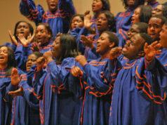 Hrabstwo Mendocino zakazuje śpiewania w kościołach