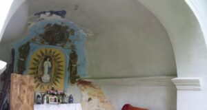 Kapliczka w Czechach