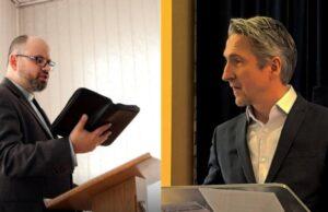 Pastorzy Bartosik i Kirklewski