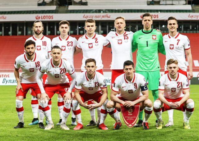 Polscy piłkarze nie klęknę