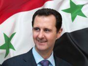 Prezydent Syrii Al-Asad