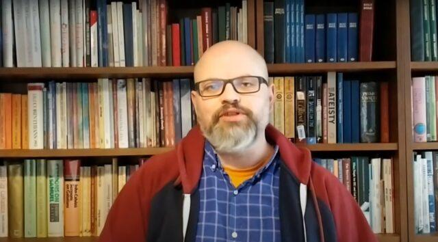 Pastor Paweł Bartosik