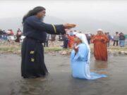 Chrzest w wyznaniach niechrześcijańskich